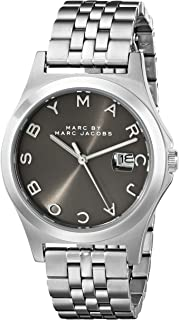 Marc by Marc Jacobs Women's MBM3348 Slim Stainless Steel Watch with Link Bracelet