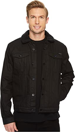 Calvin Klein Jeans - Black Sheep Sherpa Trucker Jacket