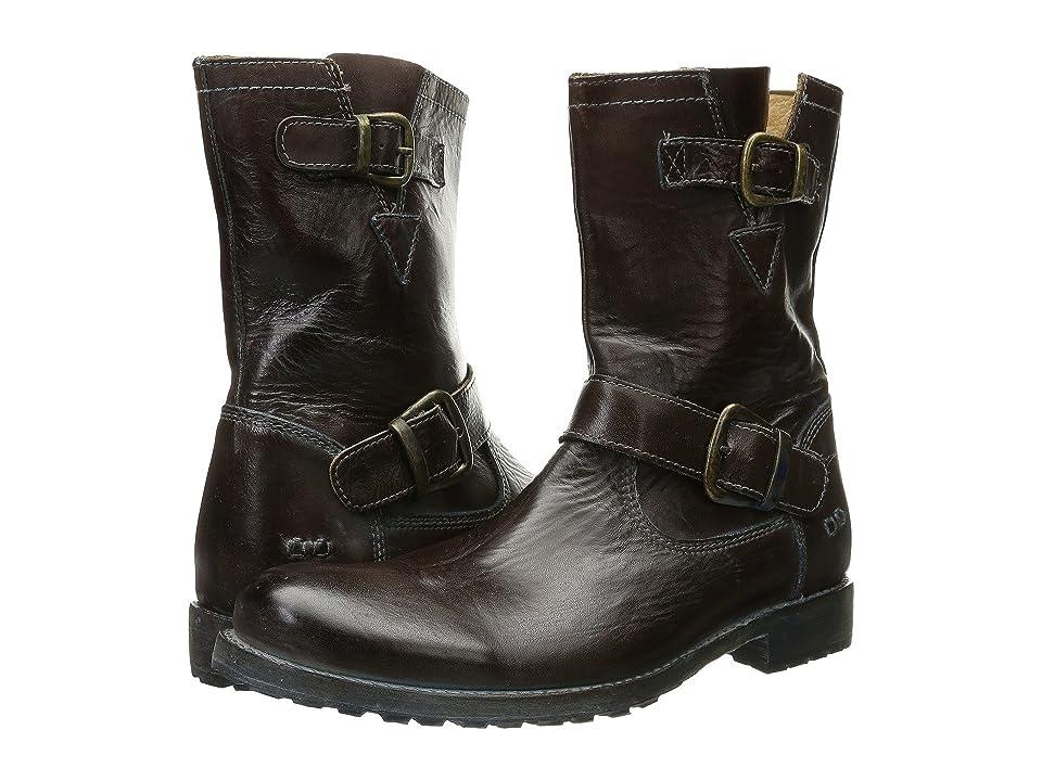 Bed Stu Ashton (Teak Rustic Oxidized Leather) Men