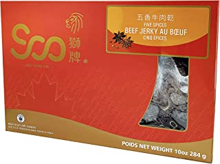 Soo Five Spices Beef Jerky