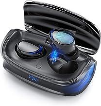Wireless Earbuds, LHBD Bluetooth Headphones in Ear 5.0...