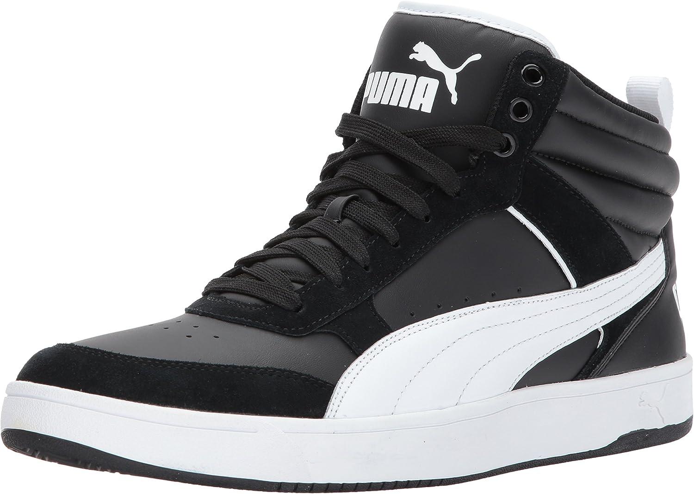 Amazon.com | PUMA Unisex-Adult Rebound Street v2 Sneaker | Fashion ...