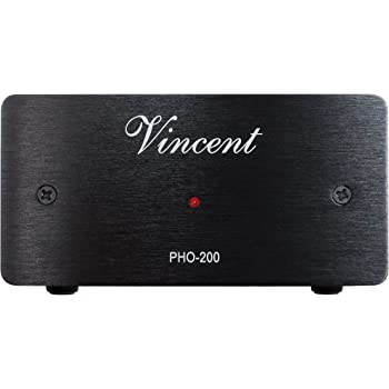 Vincent Pho de 701 Phono preamplificador Negro: Amazon.es: Electrónica