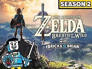 Clip: Legend of Zelda Breath of the Wild with Bricks 'O' Brian!