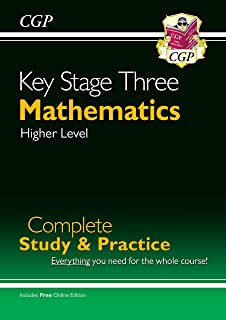 Key Stage 3 Maths Complete Revision and Practice