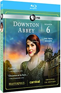 Downton Abbey: Season 6 (The Final Season) [Blu-ray]