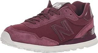 New Balance Women's 515v1 Sneaker, Nubuck