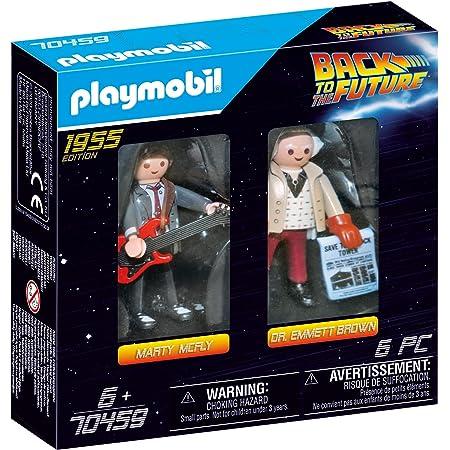Playmobil 2 Figure Set Marty & Doc Brown