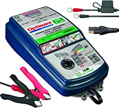 OptiMATE Lithium 4s 10A, TM-275, 10-step 12.8V 10A sealed battery saving charger & maintainer