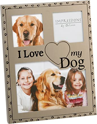 I Love My Dog Photo Frame FA127