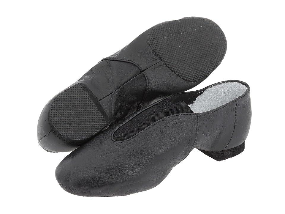 Bloch Kids Super Jazz S0401G (Toddler/Little Kid) (Black) Girls Shoes