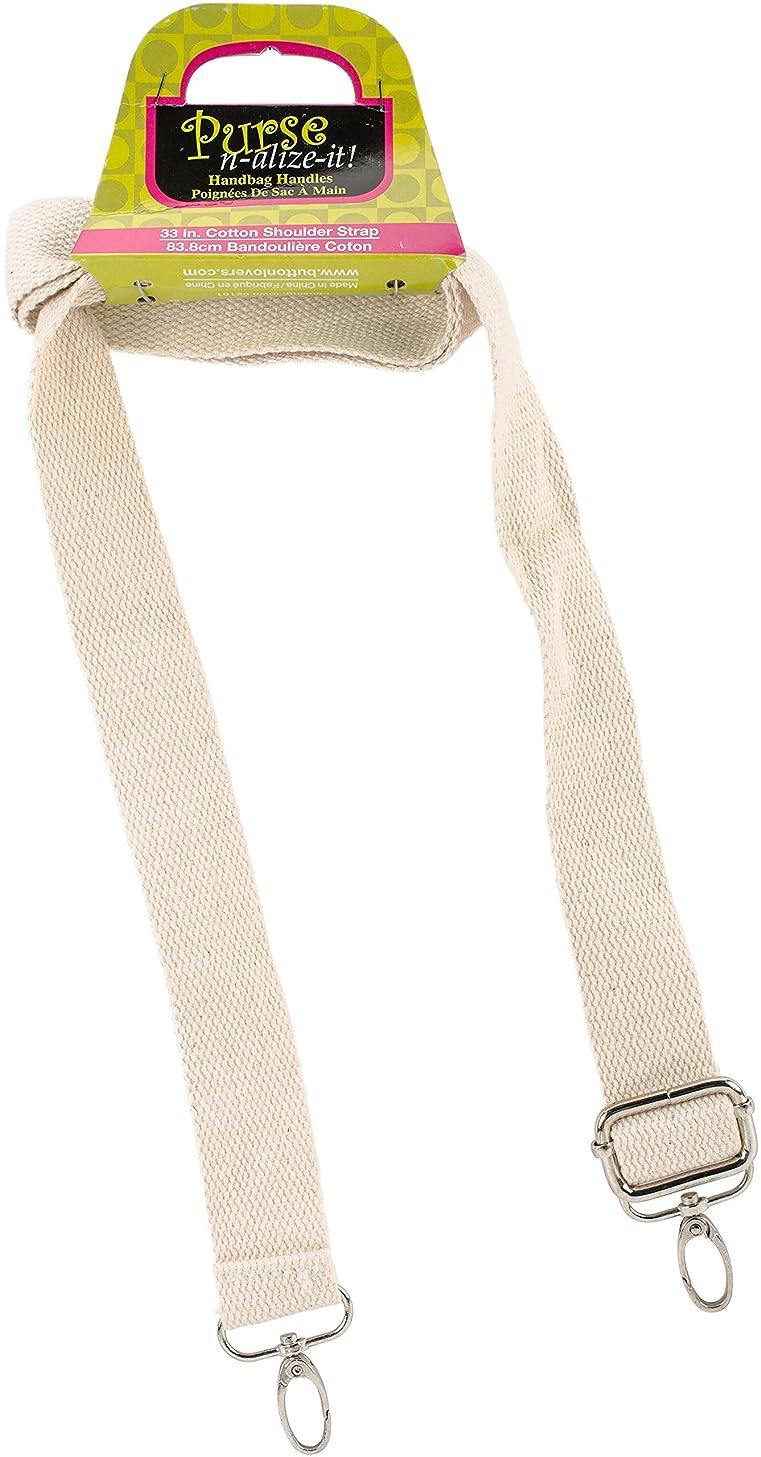 Blumenthal Lansing 9000319 Cotton Web Handbag Handle Shoulder Strap, 48-1/2