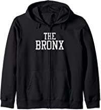 The Bronx Zip Hoodie