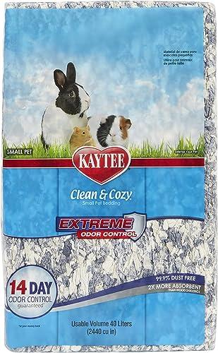 Kaytee Litières pour Petit Animal 99,9% sans Poussière 40 L 1 Unité