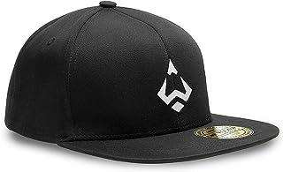 Wizards Logo Gorra, Negro, One Size Unisex Adulto