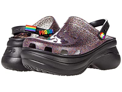 Crocs Classic Translucent Glitter Bae Clog