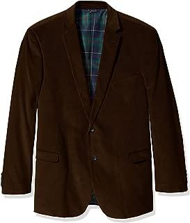 Men's Big and Tall Corduroy Sport Coat