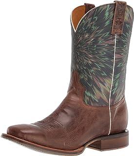 أحذية تين هاول للرجال رعاة البقر الغربية