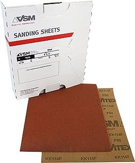 VSM 79556 Abrasives Cloth Sheet, 9