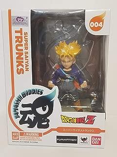 Tamashii Buddies - Dragonball Z Funimation - Super Saiyan Trunks Figure 4 inch