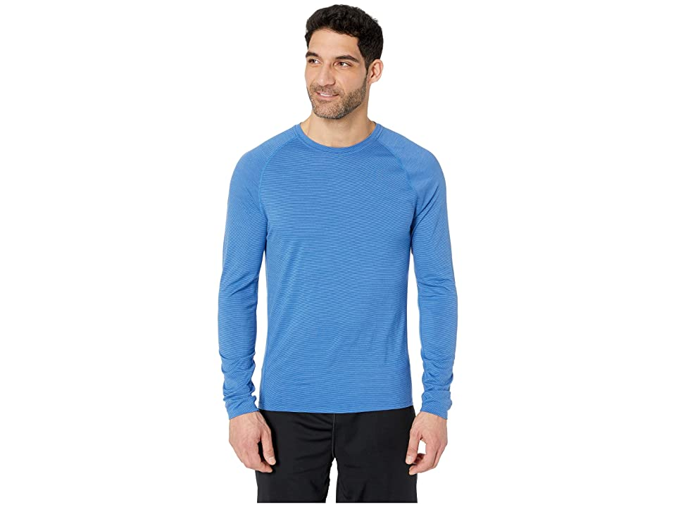 Smartwool - Smartwool Merino 150 Baselayer Pattern Long Sleeve  (Blue)