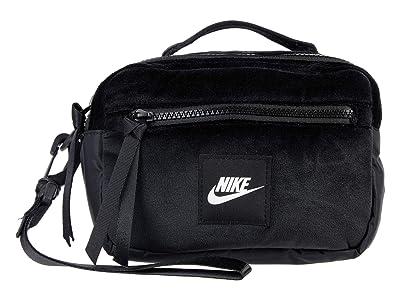 Nike Utility Small Items Bag Winterized (Black/Black/White) Bags