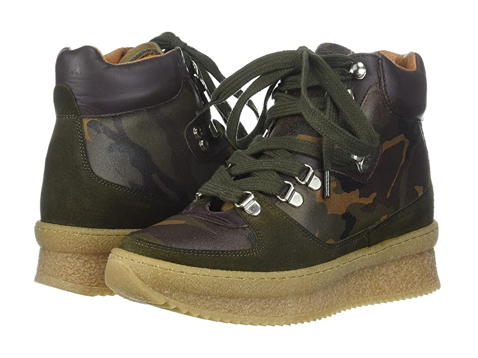 Shellys London Tristen (Camo) Women