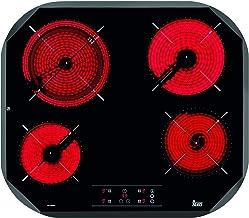 Teka TC6400 Integrado Cerámico Negro - Placa (Integrado,
