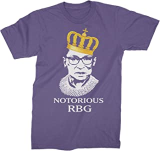 Notorious RBG Shirt Notorious Ruth Bader Ginsburg T-Shirt Judge RBG Tee