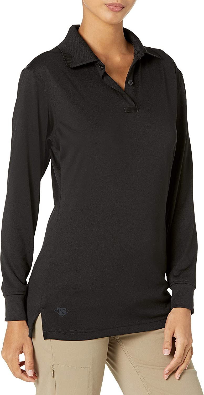 Tru-Spec womens 24-7 Series Long Sleeve Performance Polo