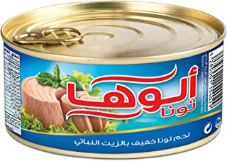 Aloha Light Meat Tuna in Oil, 100 gm - Pack of 1 V1900