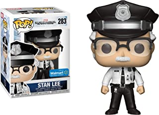 POP Marvel: Captain America The Winter Soldier - Stan Lee Security Guard (Walmart Exclusive)
