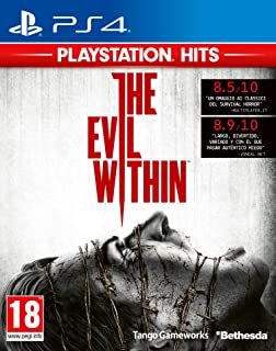 The Evil Within PlayStation Hits - PlayStation 4