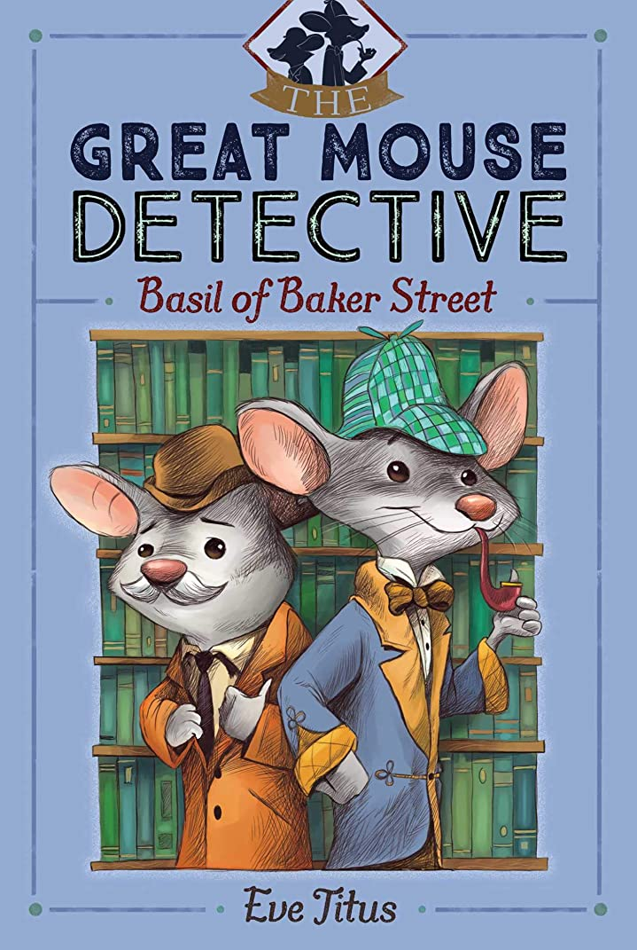 を必要としています借りている口述するBasil of Baker Street (The Great Mouse Detective Book 1) (English Edition)