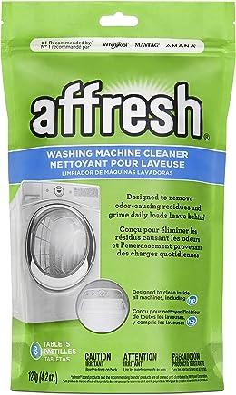 Whirlpool - Affresh High Efficiency Washer Cleaner,...