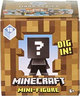 Minecraft Mini Figure [Styles May Vary]