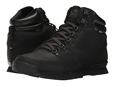 The North Face Back-To-Berkeley Redux Leather (TNF Black/TNF Black/TNF Black) Men