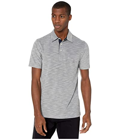 Psycho Bunny Shanklin Sports Polo (Navy) Men