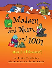 Madam and Nun and 1001: What Is a Palindrome? (Words Are CATegorical ®)