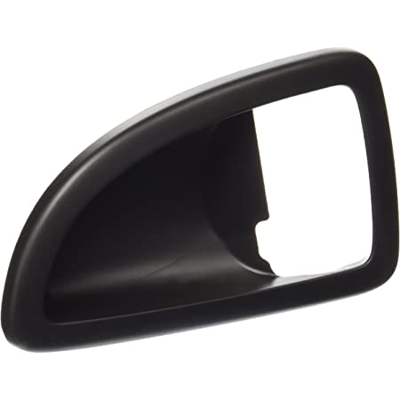 Door Handle For 2005-2009 Chevrolet Uplander Side Door Textured Black Plastic