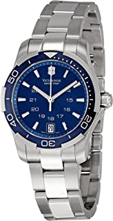 Victorinox Swiss Army Women's 241307 Alliance Sport Blue Dial Watch