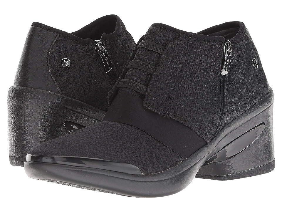 Bzees Enlighten (Black Knit) High Heels