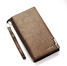 Lorna Imported Women/Girl's Designer Long Zipper Wallet