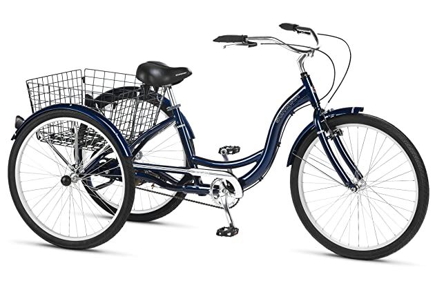 bf951dc5234 Schwinn Meridian Full Size Adult Tricycle 26 wheel size Bike Trike