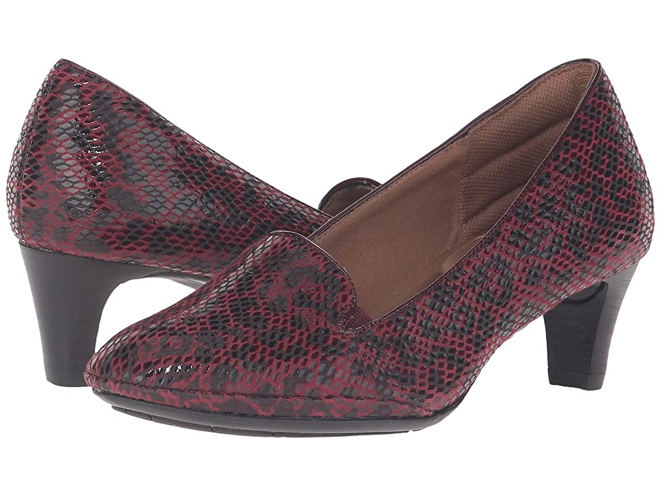 Comfortiva Tilly (Merlot) High Heels