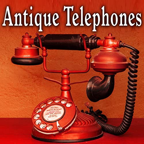 Antique 1927 Rotary Phone: Dial 2 by Sound Ideas on Amazon