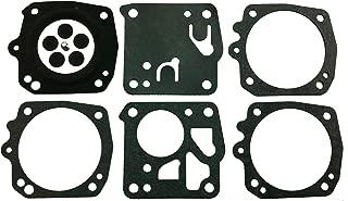 Carburetor Gasket and Diaphragm Kit Replaces Tillotson DG-10HS for Husqvarna K950 Partner K650 K700 K850 K1200