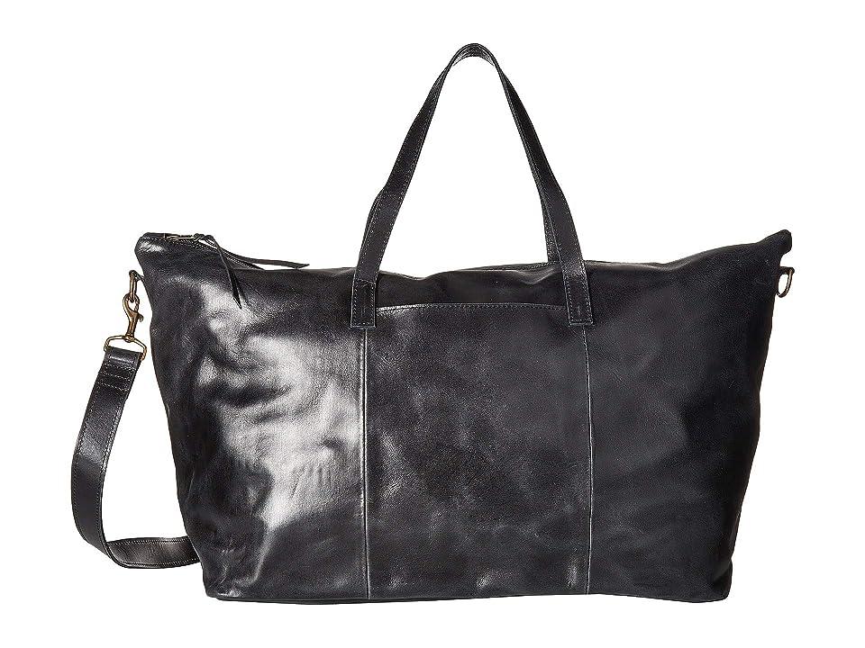 ABLE Alem Weekender (Black) Weekender/Overnight Luggage