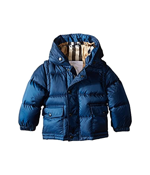 Burberry Kids Benson Coat (Infant/Toddler)