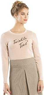 Review Women's Twinkle Toes Jumper Bronze